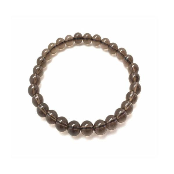 Smoky Crystal Bracelets